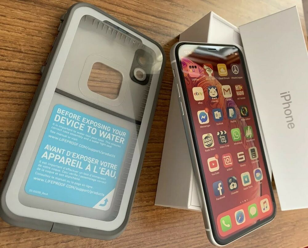 Apple Iphone Xr 64gb White At T A1984 Iphone Xr Iphonexr