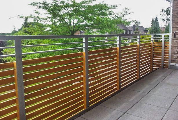 Balkon 04 Metallbau Heiner Dressrüsse Gmbhmetallbau