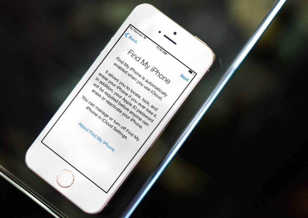 How to enable activation lock on iphone and ipad iphone