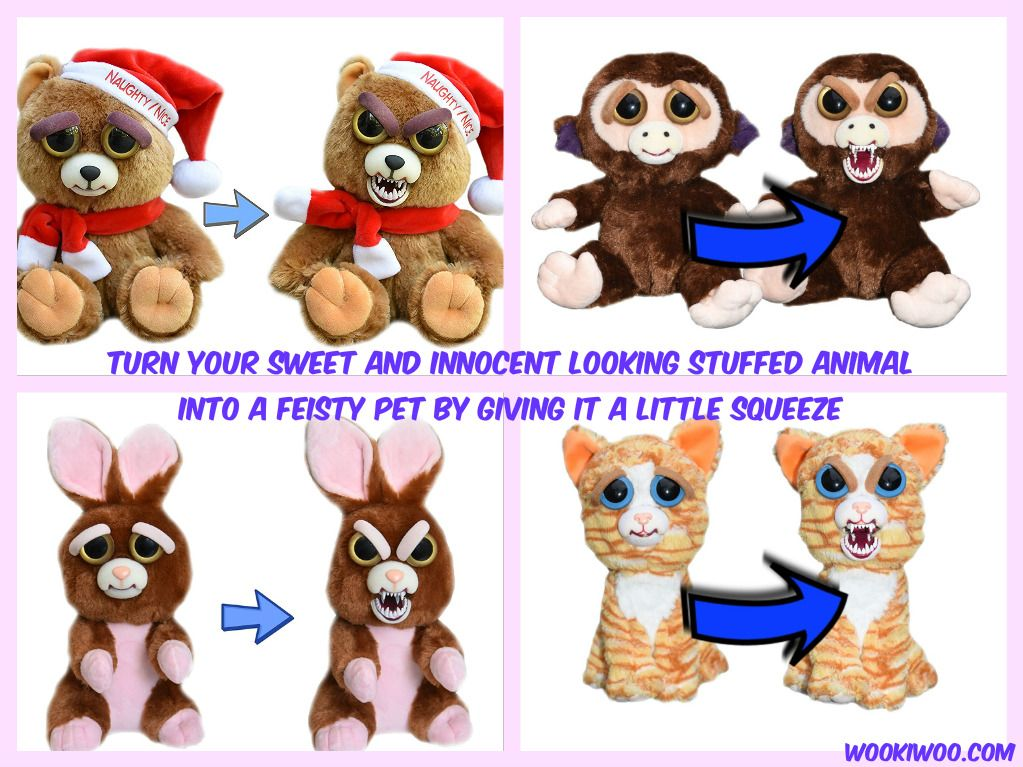Haha Turn Your Sweet And Innocent Looking Stuffed Animal Into A