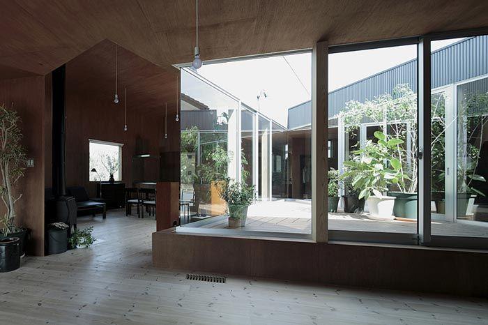 maison design par studio synapse patio home livingroom pinterest. Black Bedroom Furniture Sets. Home Design Ideas