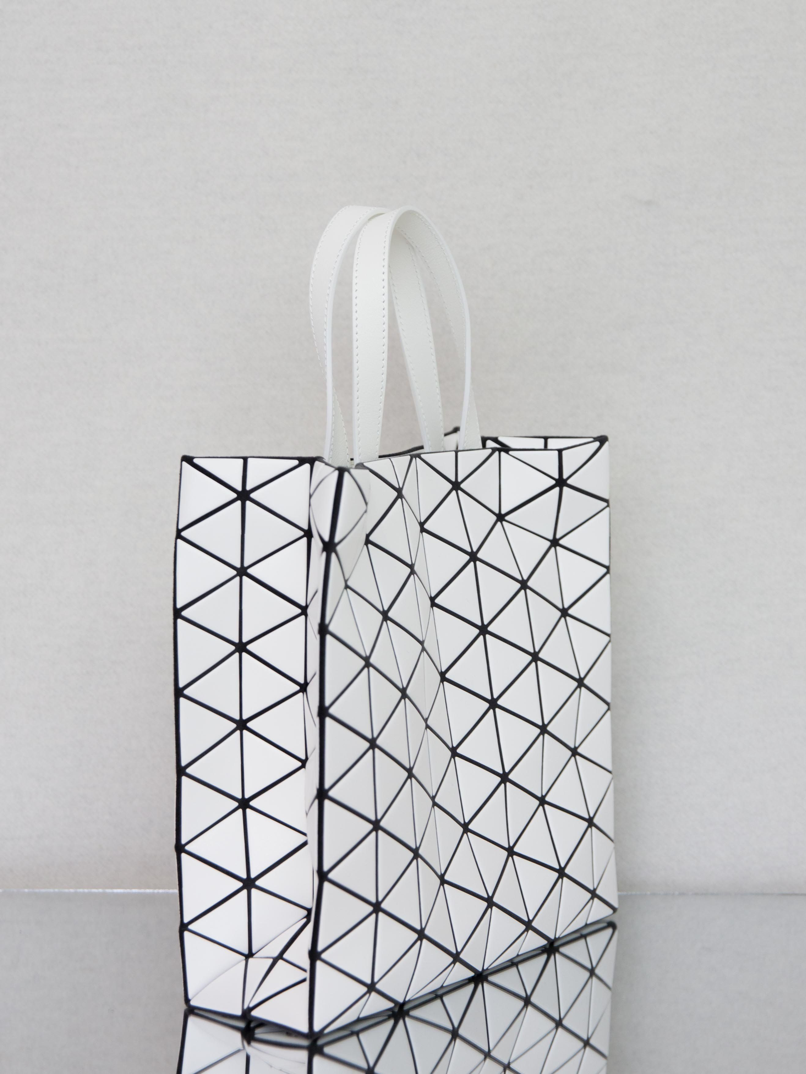 d530379fd392 BAO BAO ISSEY MIYAKE Brick Shoulder Bag