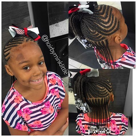 Image Result For Beads And Braids For Little Girls Braids Beads