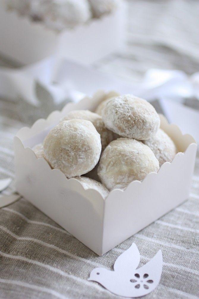 Italian Wedding Cookie Recipe