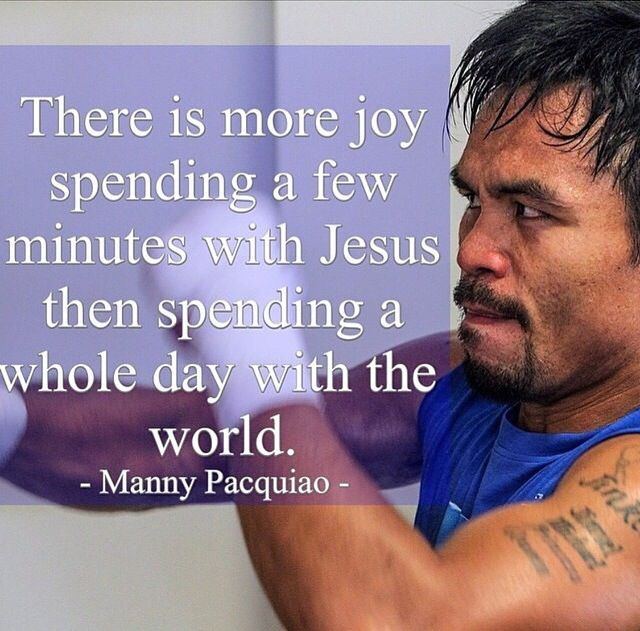 Manny Pacquiao Quotes 5