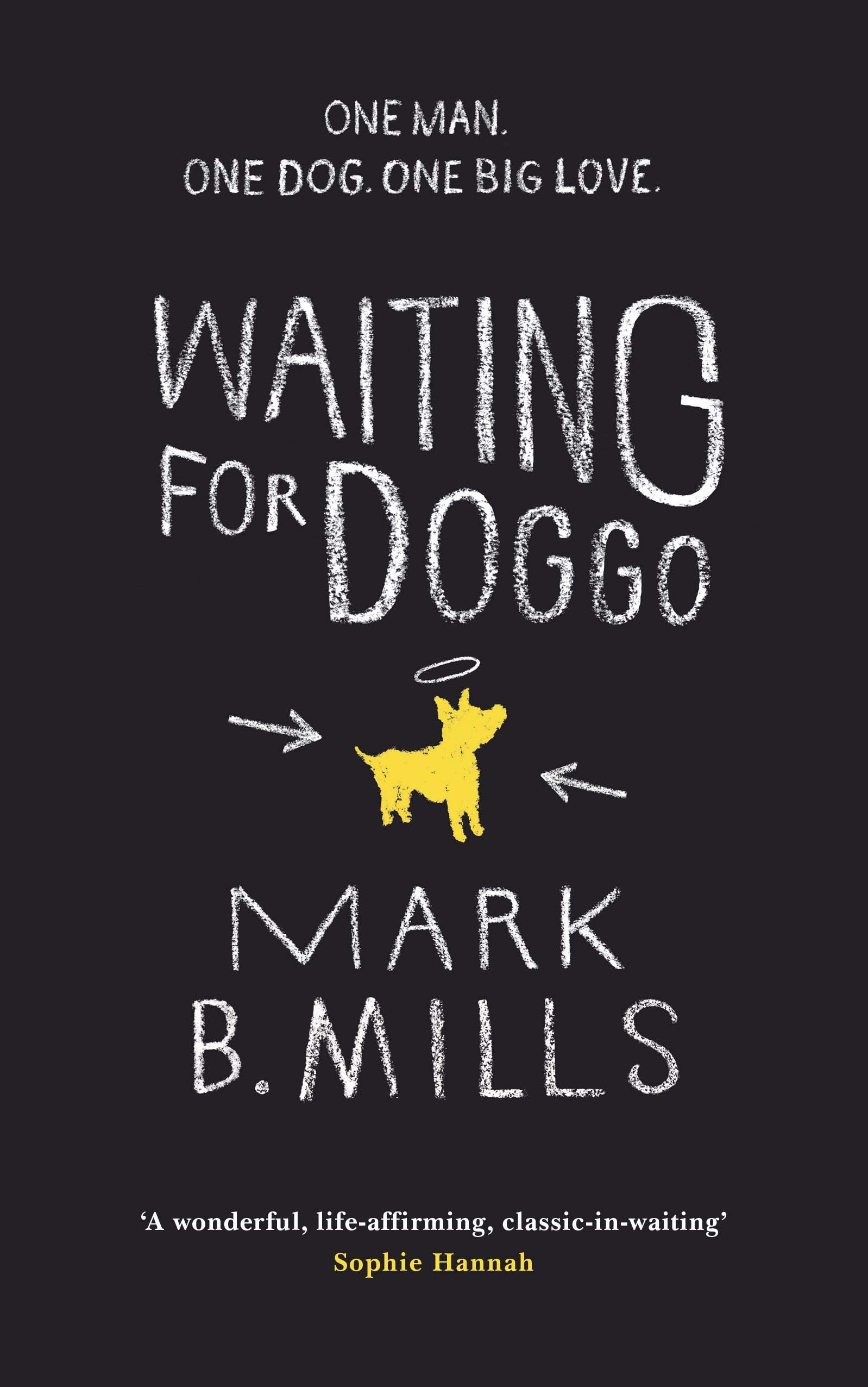 Waiting for doggo hardback book magazine pinterest book books fandeluxe Gallery