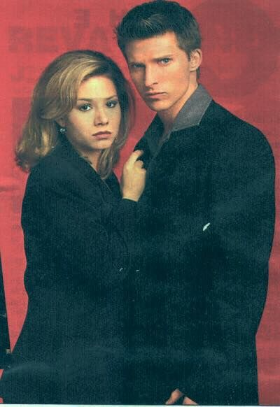 The original Carly played by (Sarah Brown) with Jason (Steve - what is presumed