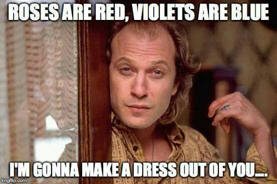 Another Valentine From Silence Of The Lambs Dark Humor Jokes Memes Sarcastic Sarcastic Humor