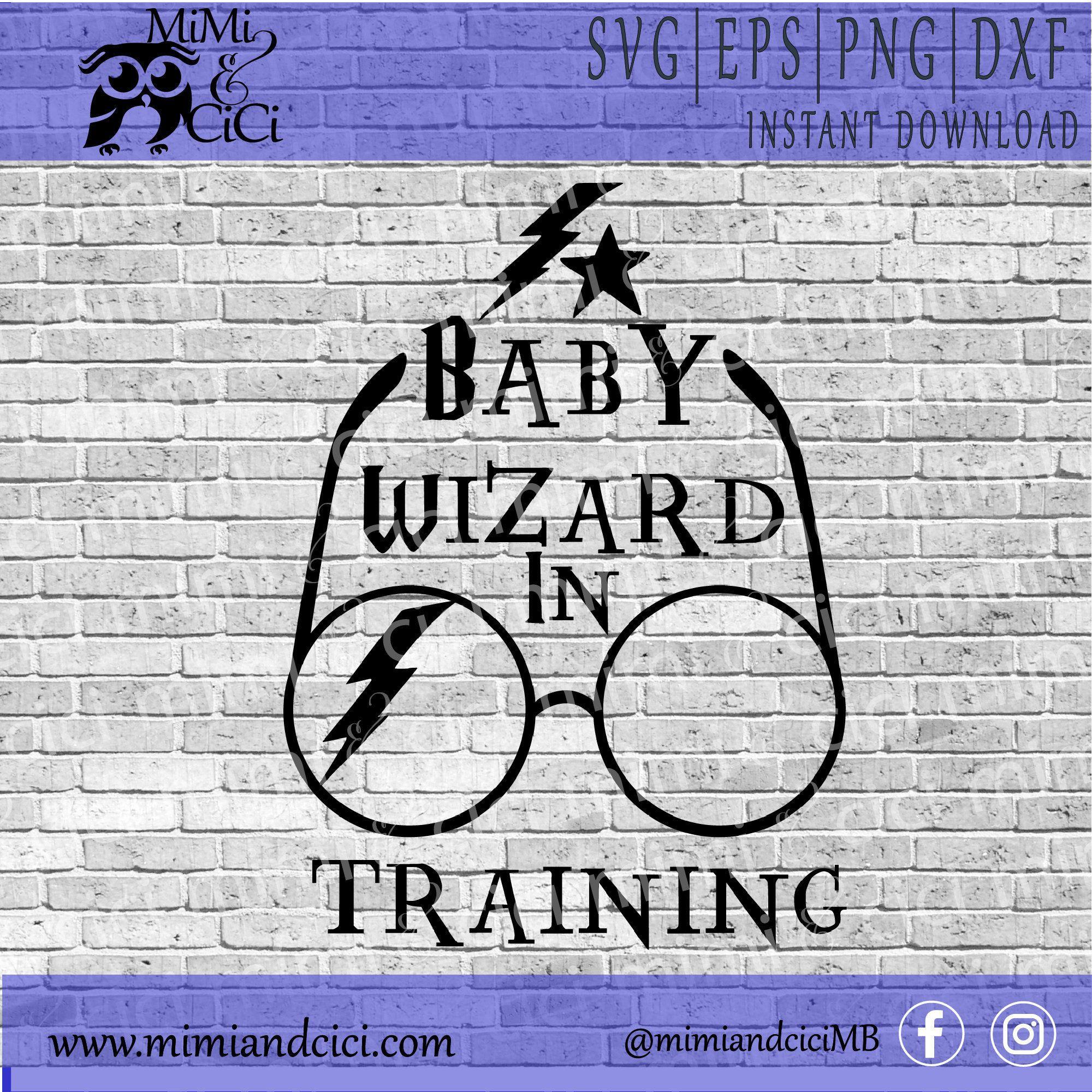 Download Baby Wizard SVG - Harry Potter SVG -SVG files for cricut ...