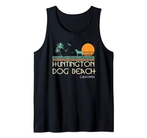 Mans Fashion Pure Color Round Neck California Long Beach Surfing Sports Tanks