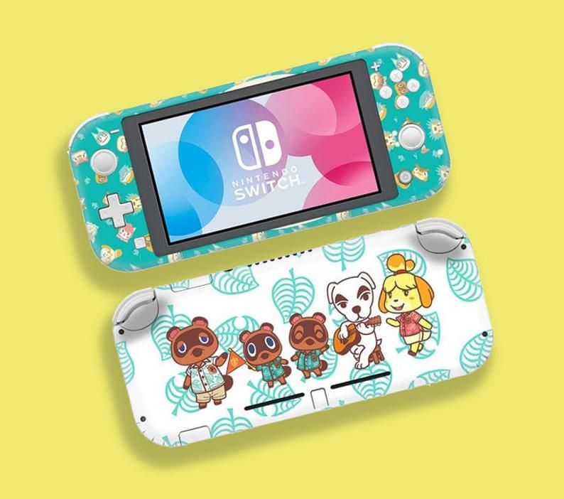 11+ Animal crossing switch lite skin images