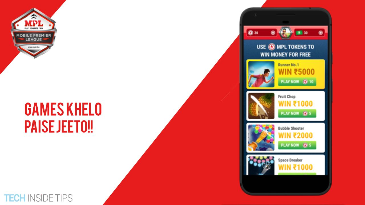 Mpl Pro Apk Play Game And Earn Free Paytm Cash Games To Play