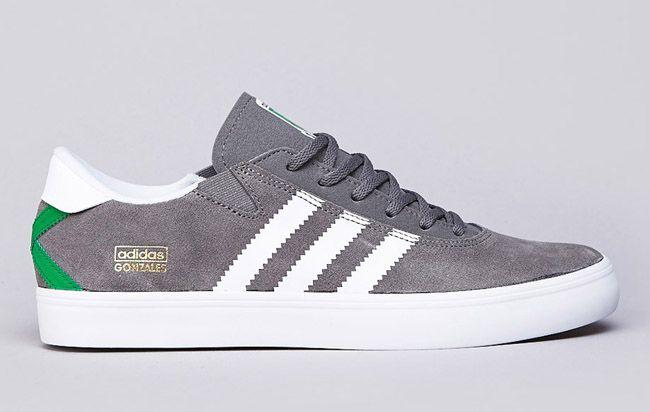 Admirable Escoger Expulsar a  adidas Skateboarding Gonz Pro | Grey & Fairway Green - EU Kicks: Sneaker  Magazine | Adidas skateboarding, Adidas, Sneaker magazine