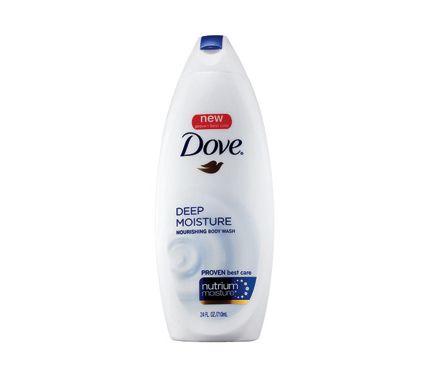 Best Hydrating Wash: Dove Deep Moisture Nourishing Body Wash, $7 #HealthyBeautyAwards #SelfMagazine