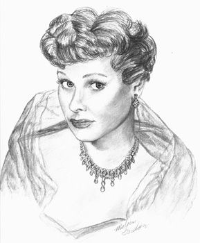 7300 Top Lucille Ball Coloring Pages Pictures