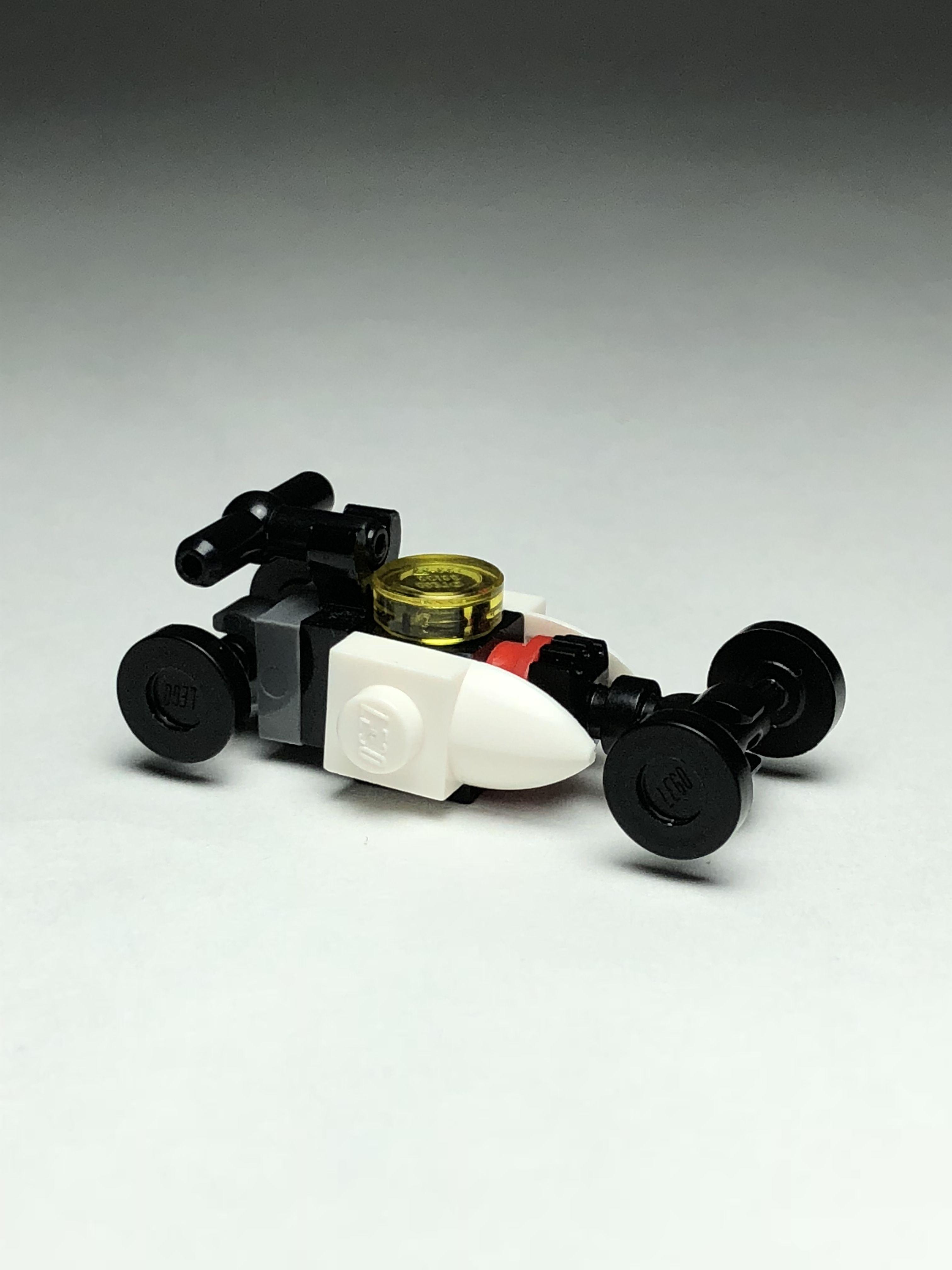 LEGO mini/micro formula one race car Mini micro, Lego, Mini
