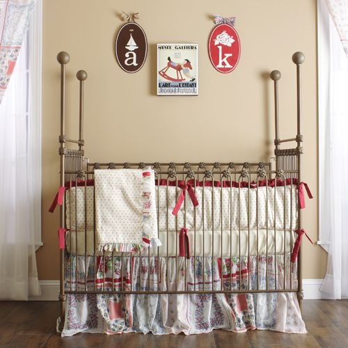 This Has Been My Top Contender For Nursery Bedding Years Still One Of Favorites