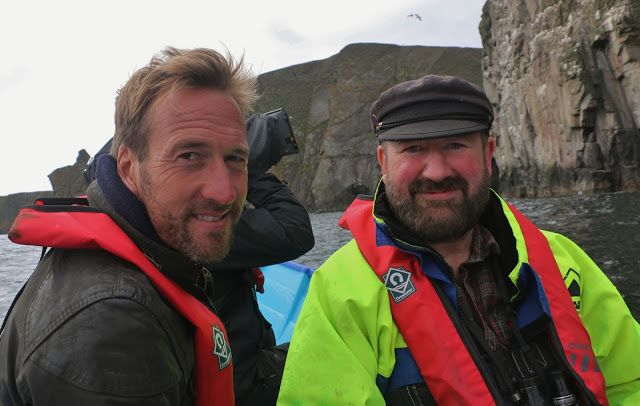 Fair Isle: Tommy H Hyndman & Ben Fogle's New Lives in the Wil ...