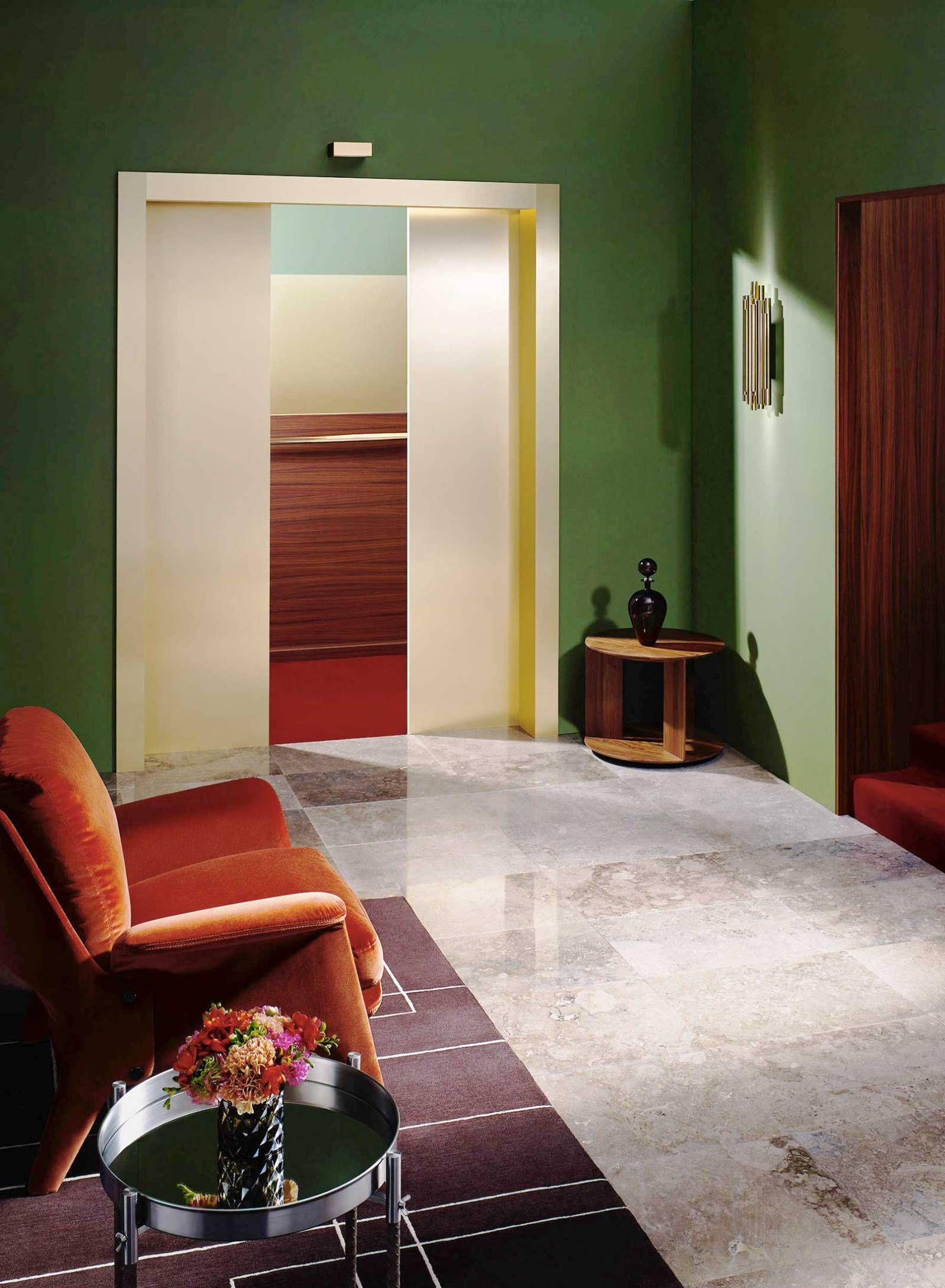 Motel Room Interiors: 70s Motel Interior Editorial For Wallpaper*