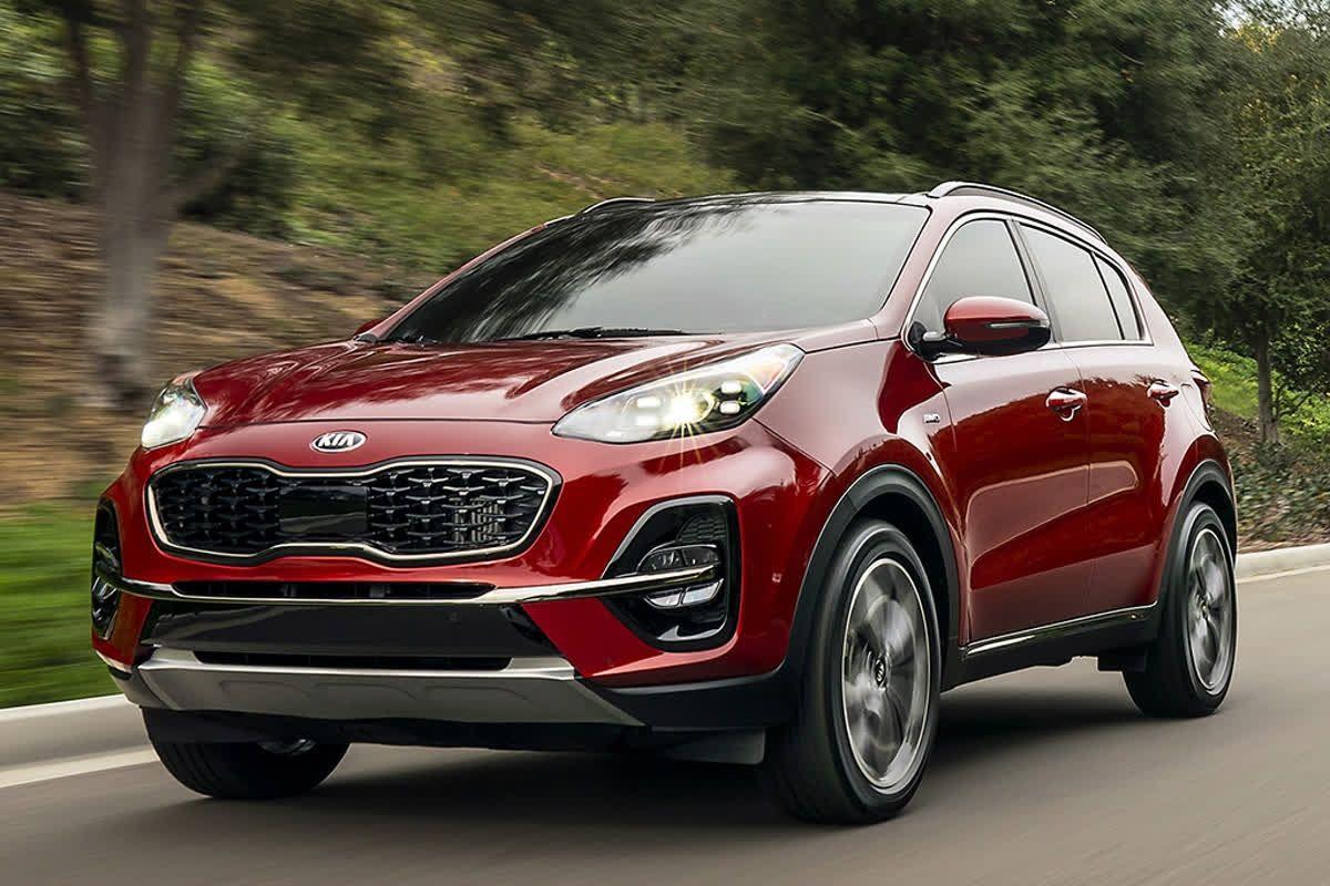 Look Forward To Getting Behind The Wheel Kia In 2020 Kia Sportage Sportage Kia