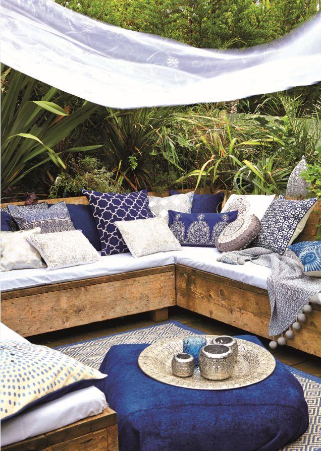 Indigo Bazaar #Dunelm #Decor #Home | Home, Garden ...