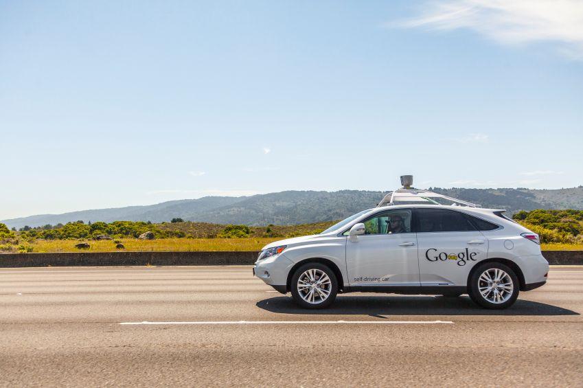 Googles driverless car receives legal boost self