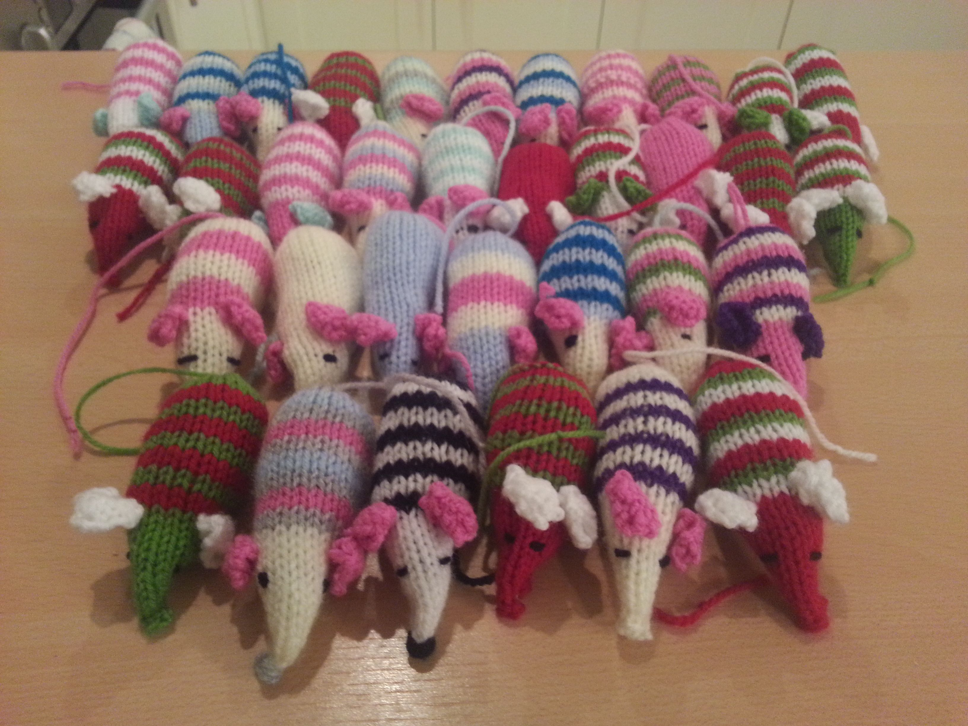 Loobylou creations themed crafts catnip mouse craft