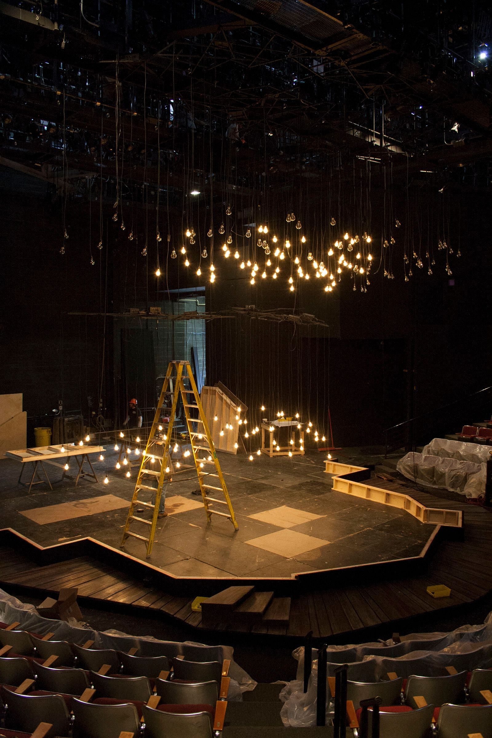 Playhouse S Peter Brings A Spectacle To The Stage Stage Lighting Design Set Design Theatre Stage Set Design