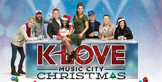 K Love Christmas.Watch K Love Music City Christmas Hosted By Candace Cameron