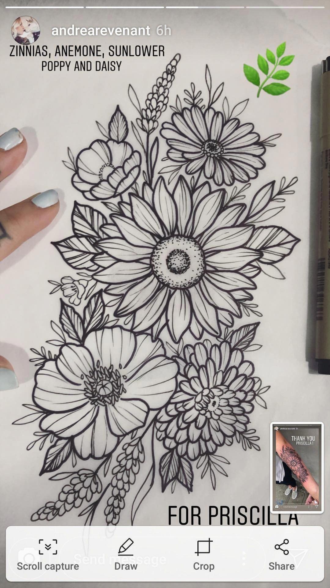 Half Sleeve Tattoo Ideas Halfsleevetattoos In 2020 Floral Tattoo Sleeve Tattoos For Women Half Sleeve Tattoo Sleeve Designs