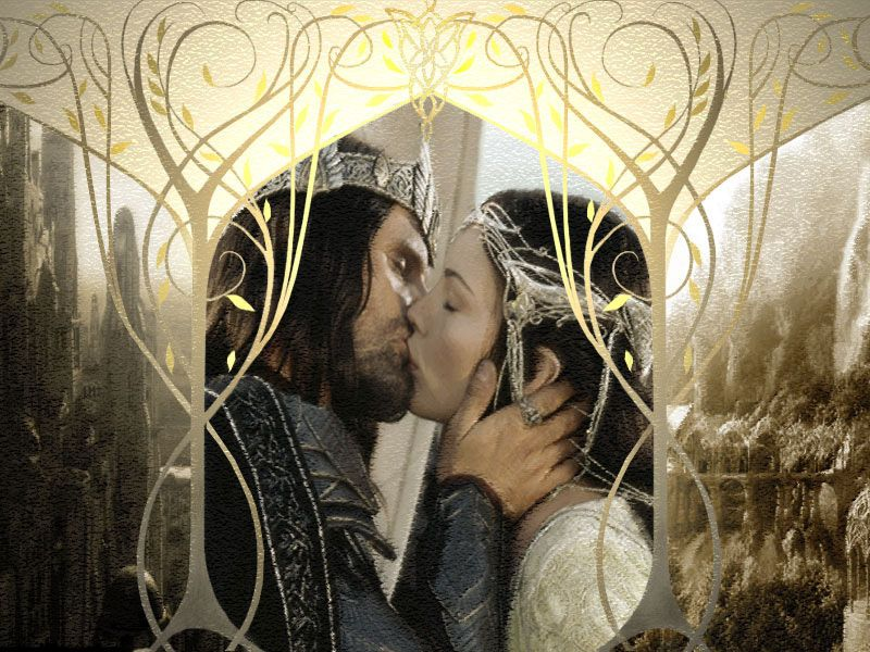 Aragorn And Arwen In 2019 Aragorn Arwen Lord Of The