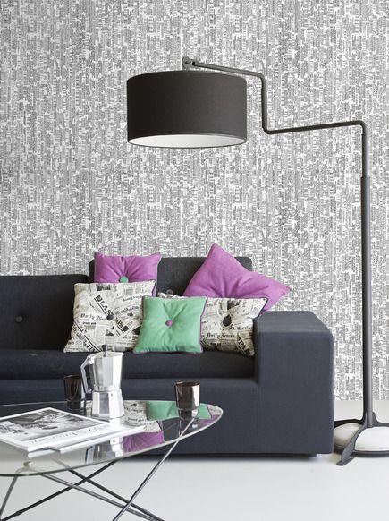 Wallcovering - paredes decoradas con papeles Ecuéntralos en ROTONDE