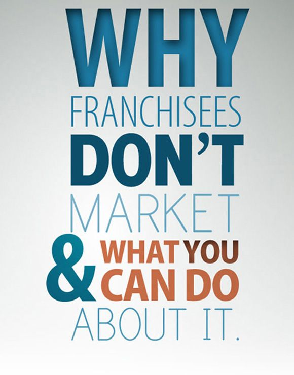 "Download this guide to find the marketing disconnects between franchisees and franchisors, how these problems can be resolved, and the tools needed for success. The purpose of business, according to the late Peter Drucker is the ""making and keeping of customers,"" yet how much of a franchisee's time is actually devoted to building revenues by actively marketing their business? Most of us would agree that whatever time is being devoted, results would suggest that it's not enough or efficient…"
