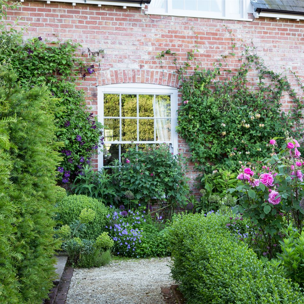 Photo of 10 Garden Path Edging Ideas,   Awesome and Stunning