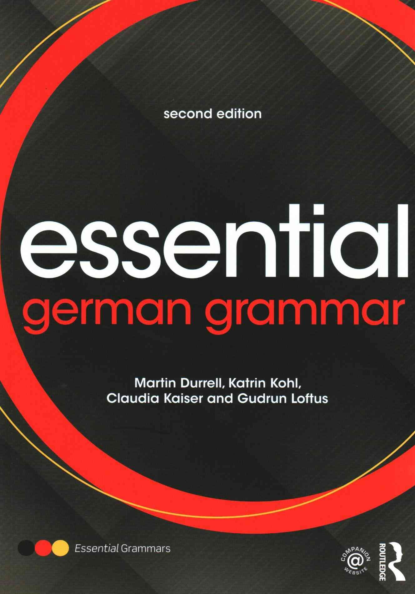 Essential german grammar is a student friendly grammar and workbook designed to give learners a