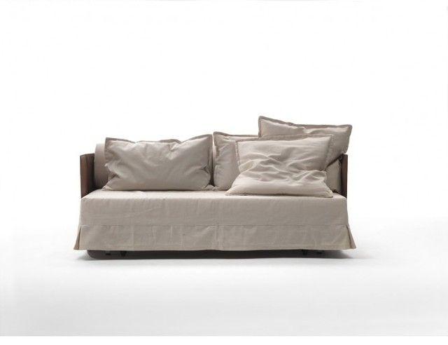 Canapé Convertible Eden Canapé lit avec couchage pour 2 personnes