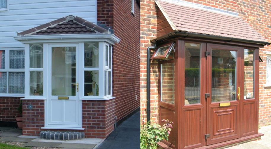 Energy Efficient Porches Manufactured
