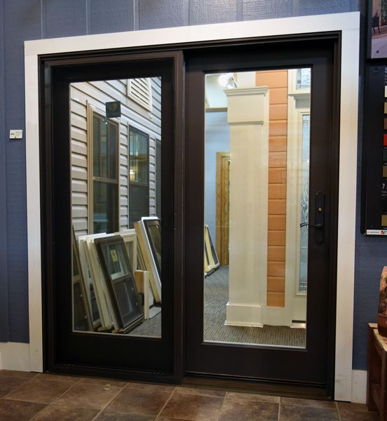 Weather Shield Signature Series Center Hinge Patio Door. Come Check It Out  In The Millard