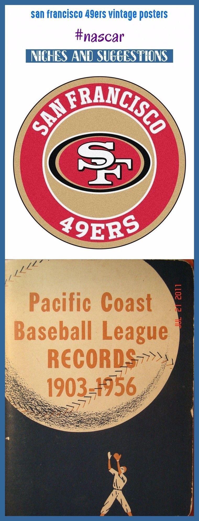 San francisco 49ers vintage posters nascar blog seo