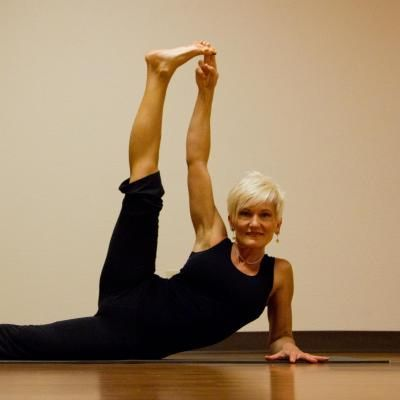 shape up and increase your flexibility through personal