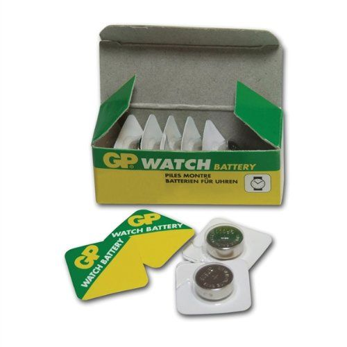 GP Batteries 393-A1 (SR48) Silver Oxide Button Cell Battery. Priced And Sold Individually. Packed In has been published to http://www.discounted-quality-watches.com/2014/06/gp-batteries-393-a1-sr48-silver-oxide-button-cell-battery-priced-and-sold-individually-packed-in/