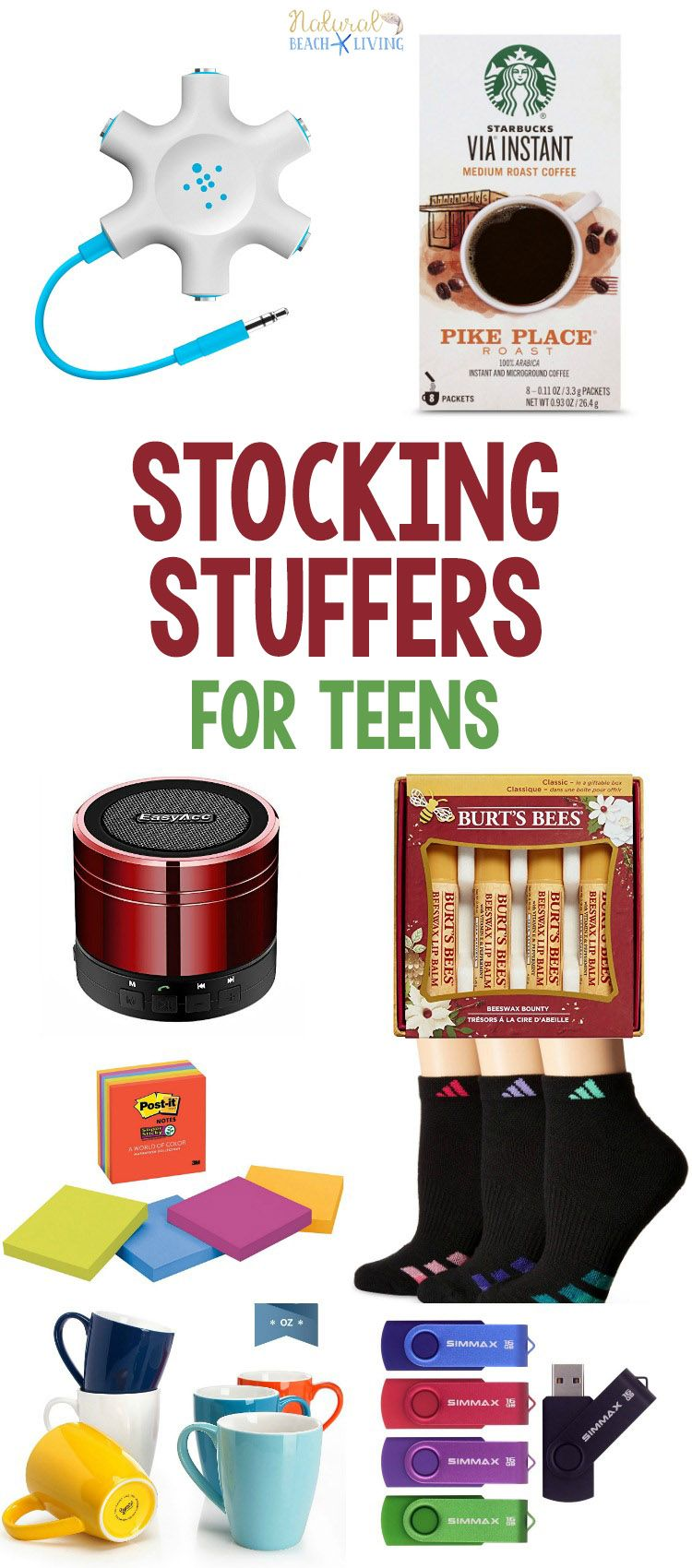 24 Epic Stocking Stuffers For Teens Boys And Girls Natural Beach