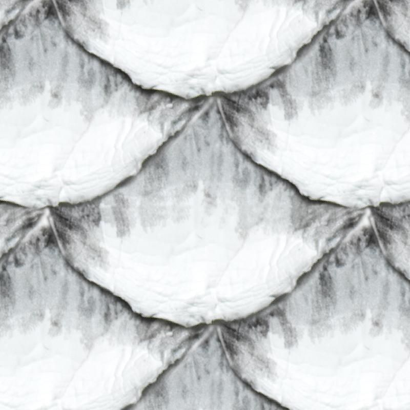 "An elegant pattern based on a photo of snakeskin. Wall mural: ""Reptile"""