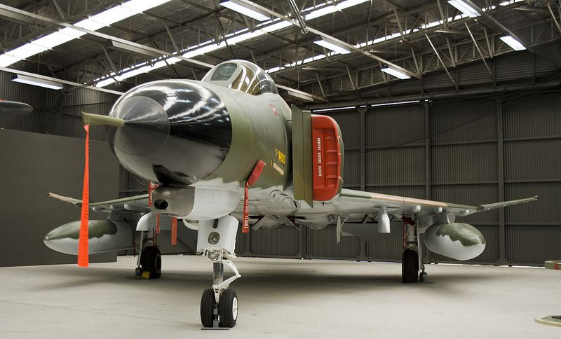 Phantom #plane #1970s