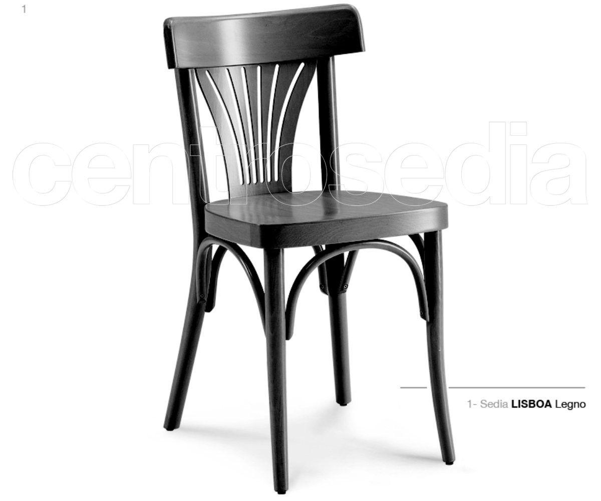 Lisboa sedia legno sedie legno classico e rustico sedie