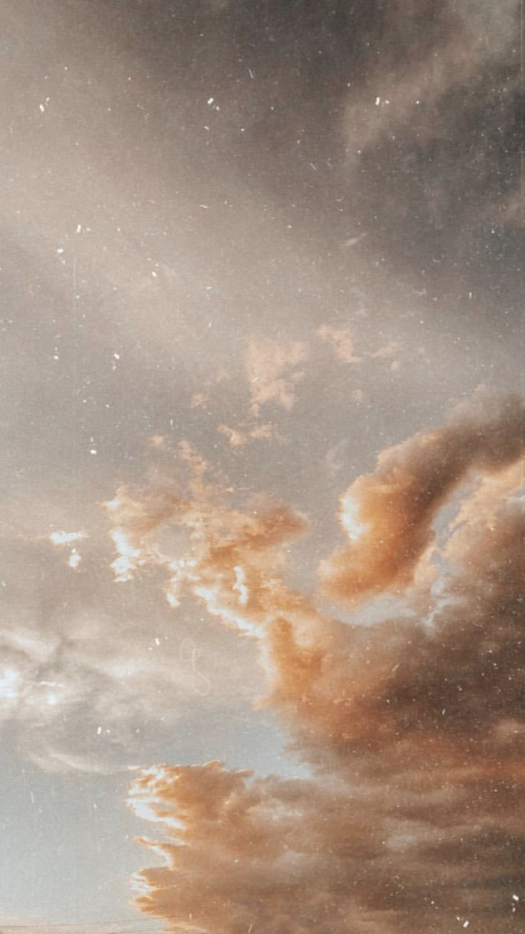 neutral texture iphone background, cloud photography ...
