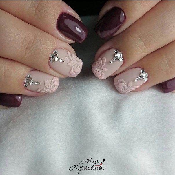 Pin de Anna R en nail ideas | Pinterest | Diseños de uñas, Manicuras ...