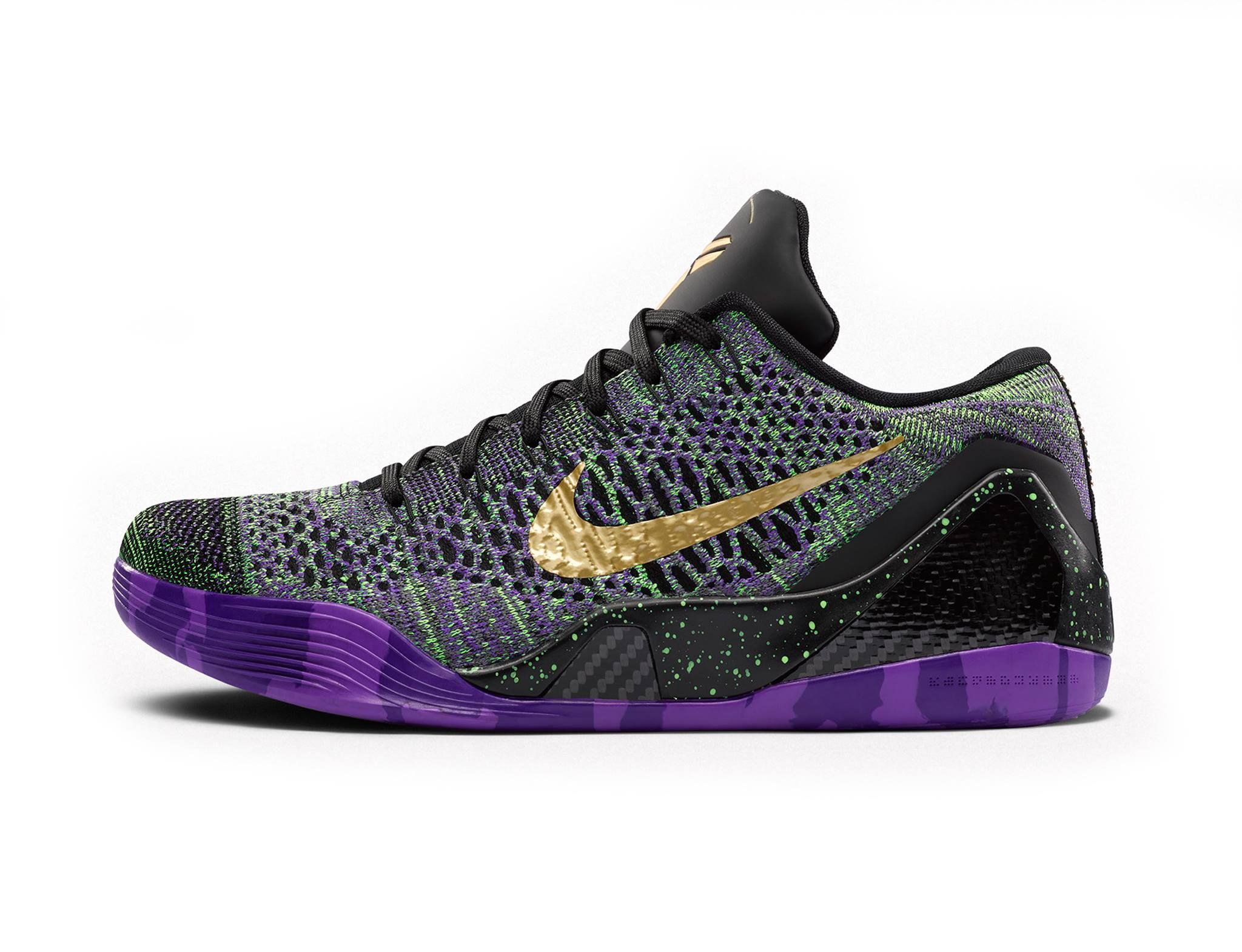 release date 3aec0 6ee7b Limited edition Kobe 9 Elite #MambaMoment to celebrate Kobe passing MJ on  the #NBA scoring list.