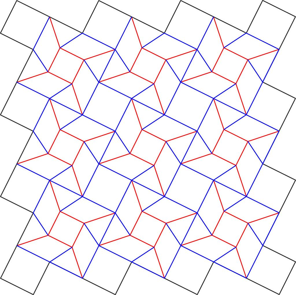 3D Tessellation Square Twist | 3d, Squares and Patterns