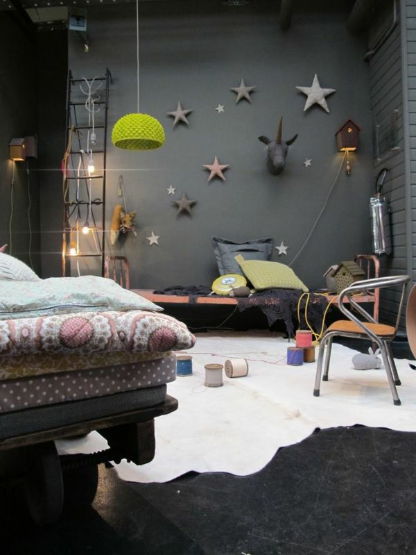grau als wandfarbe wie sch n ist das denn wohnen pinterest wandfarbe grau und. Black Bedroom Furniture Sets. Home Design Ideas